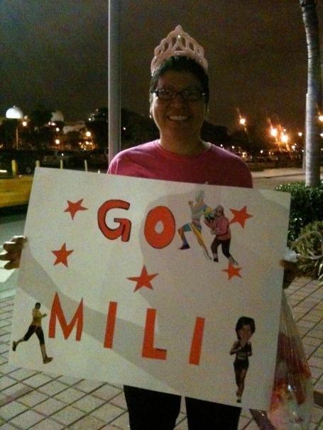 Go Mili!