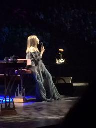 """Barbra singing """"People"""" - spectacular!"""