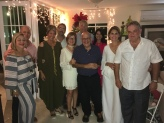 Christmas Day with dear friends/family