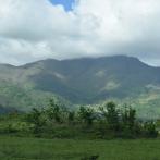 Back side of El Yunque...